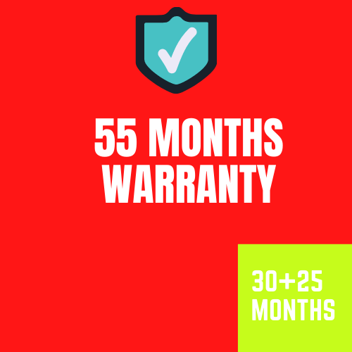 50AH Exide Car Battery Exide MileageMREDDIN50 [55 Months Warranty]